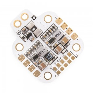 Lumenier Mini 4Power + Plus PDB (20x20mm, 5v/8v Reg, 100A Curr.)