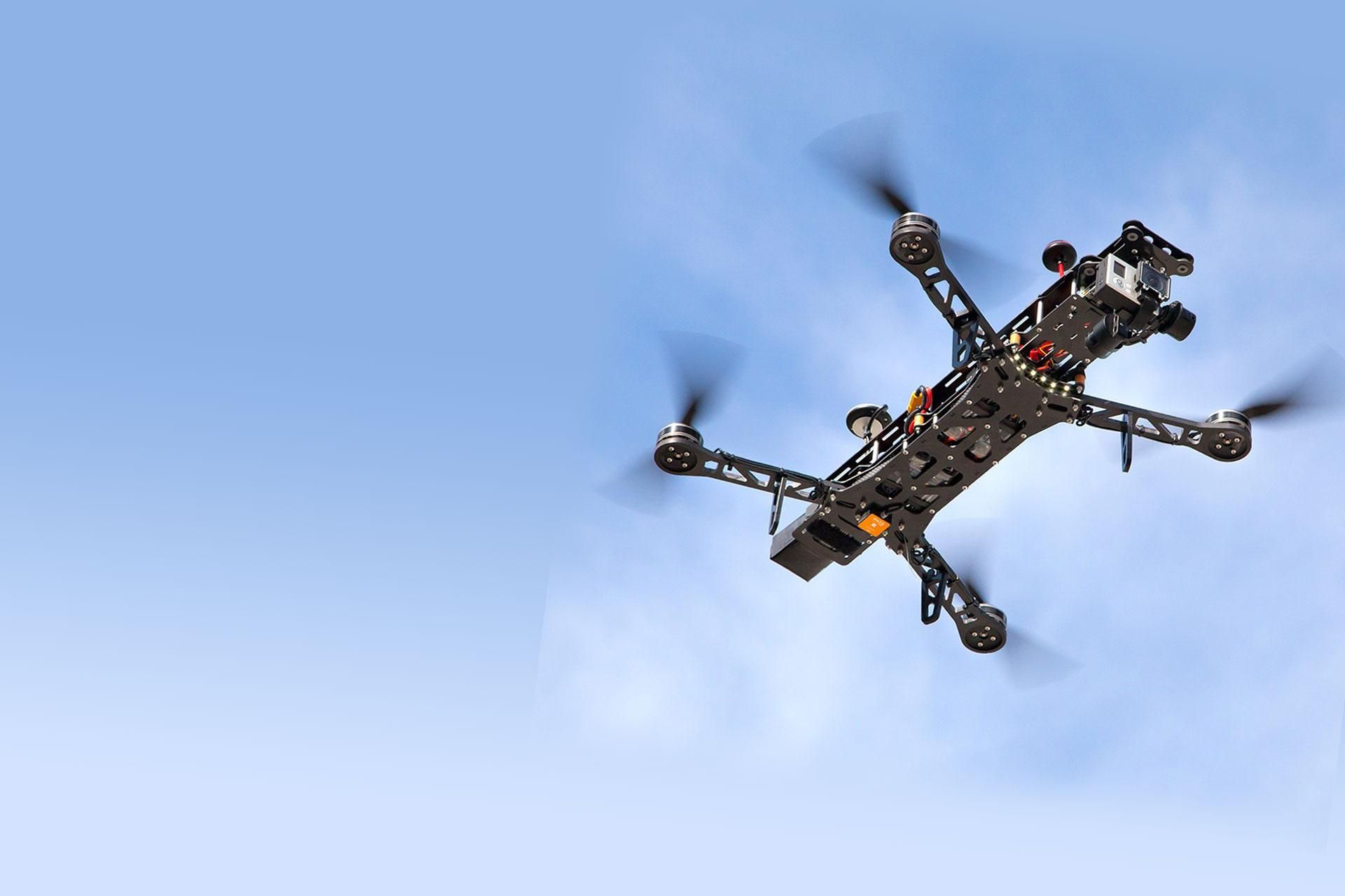 Custom-Built, High Performance Drones for Every Industry